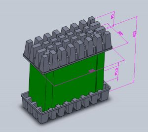 how to make pulp mould